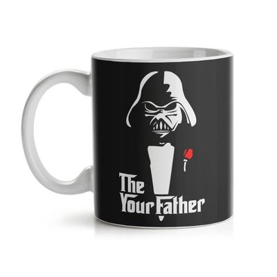 Caneca Geek Side - The Your Father - Loja Geek Maçã de Eva