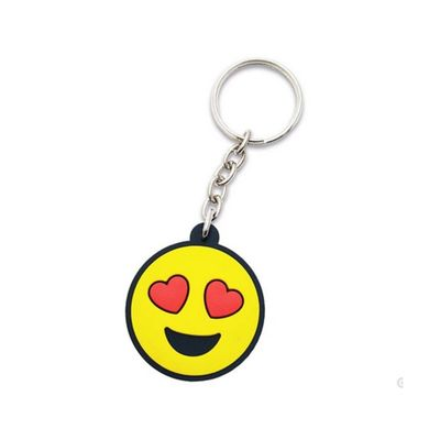 Chaveiro-Emoticon-Emoji-Amor-1
