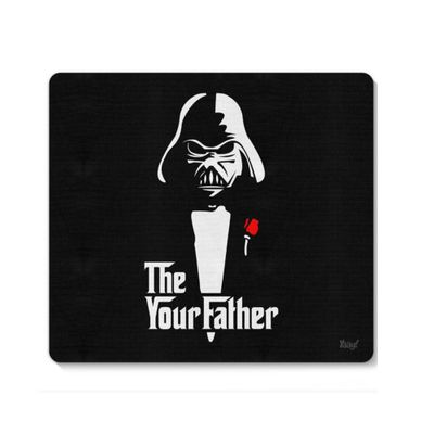 Mouse pad Geek Side - The Your Father - Loja Geek Maça de Eva