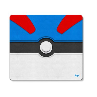 Mouse pad Great Poketball - Loja Geek Maça de Eva