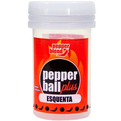 Pepper Ball Esquenta - Bolinha Explosiva Hot
