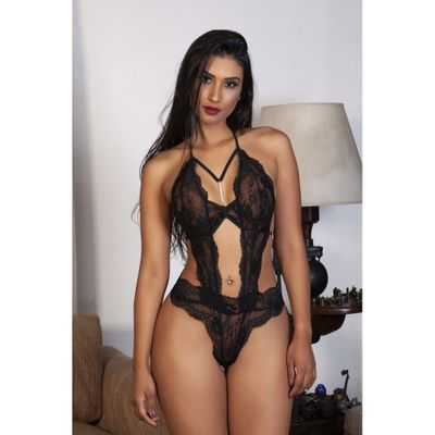 Fantasia Sensual Massagista Kim - Sex Shop - Fantasias Eróticas - Loja Maça de Eva